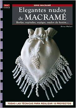 Donde Descargar Libros En Serie Macrame Nº 3. Elegantes Nudos De Macramé (cp - Serie Macrame (drac)) Novedades PDF Gratis