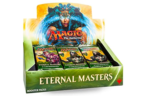 Eternal Masters Booster Box - English (Magic The Gathering Modern Masters Booster Box)
