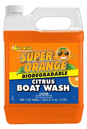Star brite Super Orange Citrus Boat Wash - 1 gal