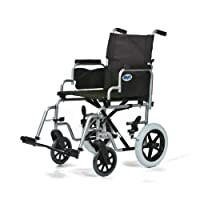 Days Healthcare Whirl Transit Attendant Propelled Wheelchair - 48cm Seat Width