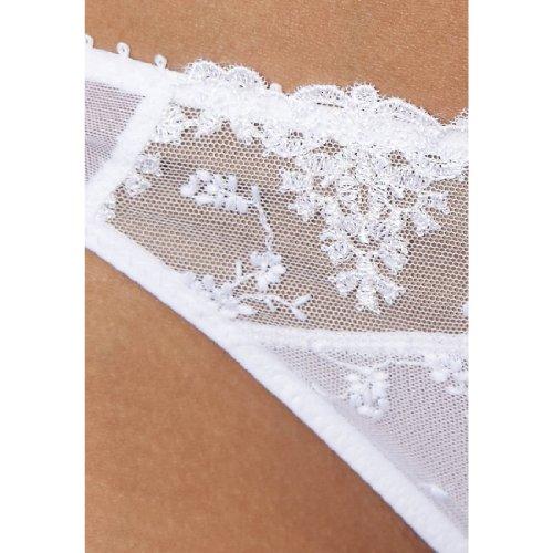 White Passionata 10 Donna Bianco Nights Slip zFzYdqxrw