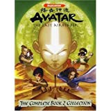 Avatar: The Last Airbender - The Complete Book Two Collection by Nickelodeon