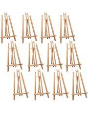 """MEEDEN 16"""" and 20"""" Tall Tabletop Easel - 12PCS"""