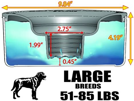 Slopper Stopper Dripless Water Bowl product image