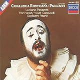 Mascagni - Cavalleria Rusticana & Leoncavallo - Pagliacci / Pavarotti, Freni, Varady, Cappuccilli, Gavazzeni, Patanè