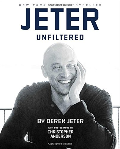 Book Cover: Jeter Unfiltered
