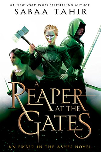 A Reaper at the Gates (An Ember in the Ashes) cover