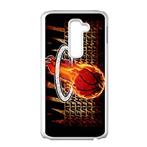 miami heat Phone Case for LG G2 Case