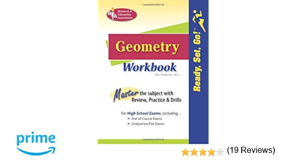 Amazon.com: Geometry Workbook (Mathematics Learning and Practice ...