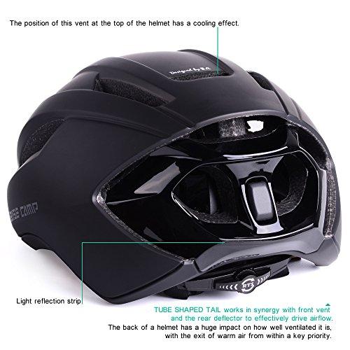 Basecamp ACE Road Bike Aero Helmet