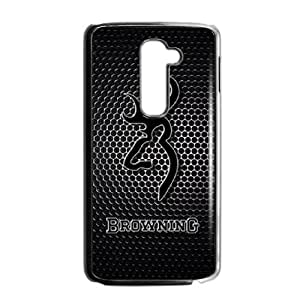 Browning Logo LG G2 Case Back Cover Fit Cases