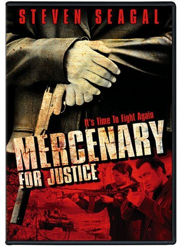 Mercenary for Justice [DVD] [2006] [Region 1] [US Import] [NTSC]