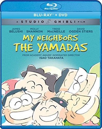 Blu-ray : My Neighbors The Yamadas (Widescreen, 2 Disc)