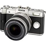 PENTAX(ペンタックス) PENTAX(ペンタックス) Q Limited Silver 02ズームレンズキット