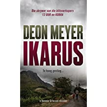 Amazon deon meyer foreign languages kindle ebooks kindle store ikarus afrikaans edition fandeluxe Gallery