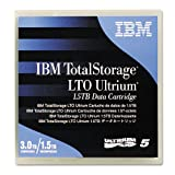 Genuine OEM brand name IBM LTO-5 Backup Tape Cartridge 1500/3000GB Retail Pac...