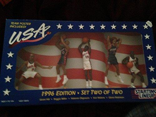 Usa Basketball Starting Lineup - 2