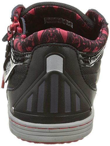 Baskets Vader M Homme Noir Low Basses Kickers xSt7wCAqq