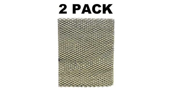 "2 PACK Humidifier Water Pad Filters for Aprilaire 600 RP3162 10/"" x 13/"" x 1-5//8"