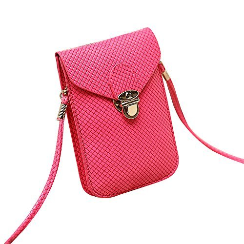 AENMIL Girls Universal Cellphone Purse Messenger Crossbody Bags, PU Leather Flip Cover Key Shoulder Pouch Phone Cases for Smartphone Under - Gucci Outlet Usa