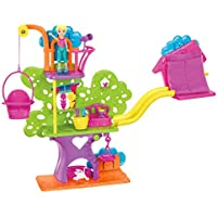 Polly pocket - Wall Party treehouse