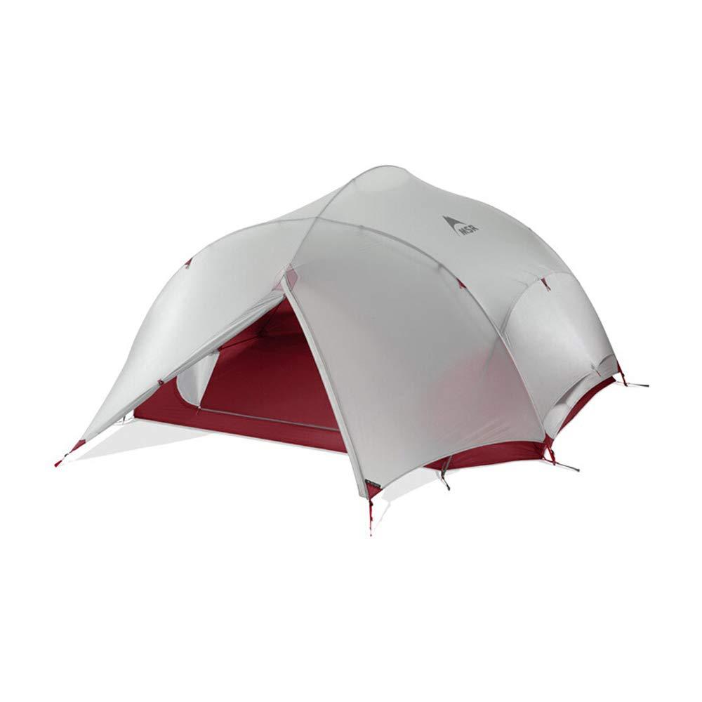 YONGMEI Zelt - Outdoor-Wandern, Wandern und Freizeit, 4-Personen-Zelt Sport im Freien