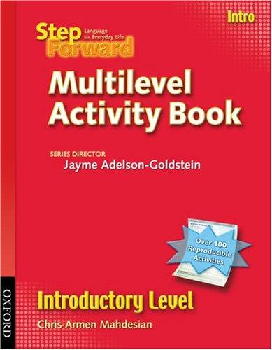 Step Forward Intro Multilevel Activity Book