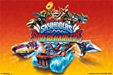 Best ACTIVISION Gaming Posters - Skylanders Superchargers Game Key Art Video Gaming Poster Review