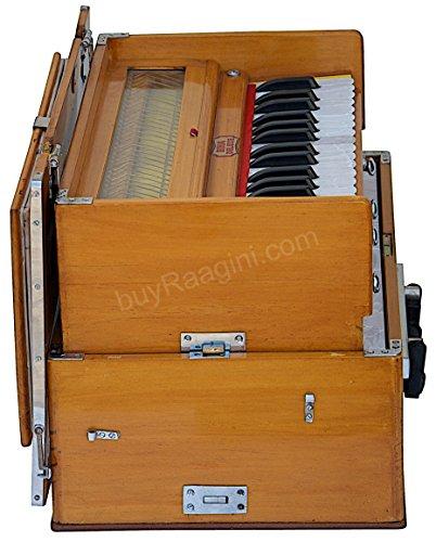 BINA 23B Deluxe, Harmonium, 2 1/2 Octaves, 32 Keys, Small, - Import