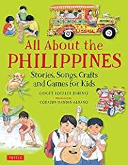 **Winner of the Moonbeam Children's Book Award Gold Medal for Activity Book — Education, Science, History** This family-friendly Philippines children's book is packed with fun facts about Filipino culture, history, and daily life! All About t...