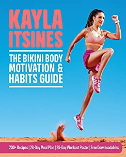 The bikini body motivation habits guide kindle edition by kayla the bikini body motivation habits guide by itsines kayla fandeluxe Gallery