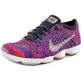 Cheap Nike Womens Flyknit Zoom Agility Cross Training Shoes (8.5)