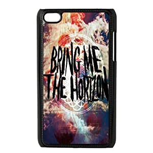 Diy Bring Me The Horizon Shell Case Cover, DIY Unique Back Case Cover for iPod Touch 4 Bring Me The Horizon
