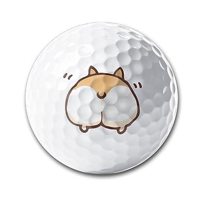 Golf Balls In Ass