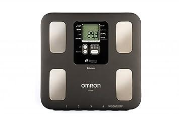 OMRON BF206-BT - Medidor de composición corporal: Amazon.es: Salud y cuidado personal