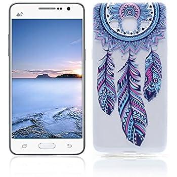 Amazon.com: Samsung Galaxy Core Prime G360 Case Soft TPU ...
