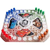 Disney Pixar Cars Pop Up Children's Board Game Frustration 2-4 Player Family Fun