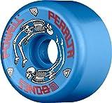 Powell Peralta G-Bones II 97a 64mm Blue Skateboard Wheels (Set of 4)