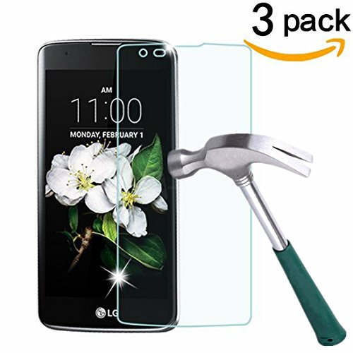 Tempered Glass Screen Protector for LG K7 - 6