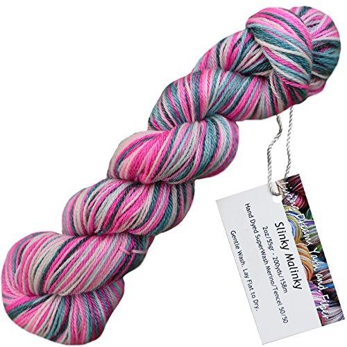 living-dreams-slinky-malinky-sock-yarn-superwash-merino-wool-tencel-blend-1-skein-2-ounce-200-yards-