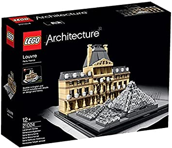 Lego Architecture-21024 Juego de construcción Louvre (21024): LEGO: Amazon.es: Juguetes y juegos