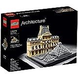 LEGO Architecture - Juego de construcción Louvre (21024)