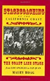 Stagecoaching on the California Coast, Maury Hoag, 1564743535