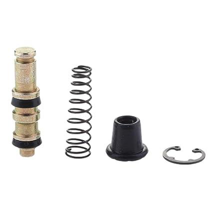 perfk Kit de Reparación de Bomba de Embrague y Freno Delantero 10 mm Accesorio para Motocicleta