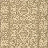 Safavieh Courtyard Collection CY5146B Coffee and Sand Indoor/Outdoor Area Rug (2'7″ x 5′) Review