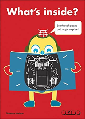 a6bd238978c6 What s Inside   See-through pages and magic surprises! Hardcover – 23 Sep  2013