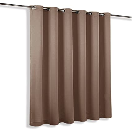 Amazoncom Room Divider Curtain Screen Partitions NICETOWN Hide