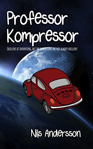 Book: Professor Kompressor by Nils Andersson