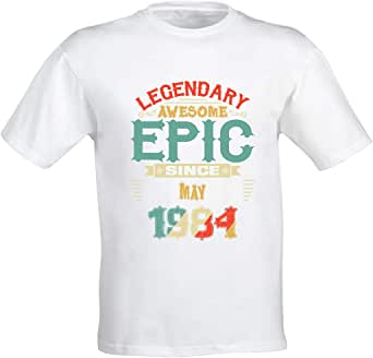 Amazon.com: Legendary Awesome Epic Since May 1984 - Best ...