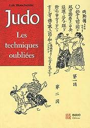 Judo : Les techniques oubliées